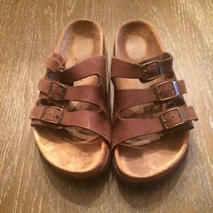 Betula Birkenstock sandals sz 38 (8)